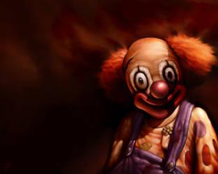 The Clown Redux by SilentIvo