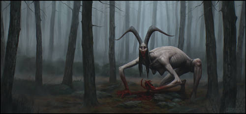Witch by SilentIvo