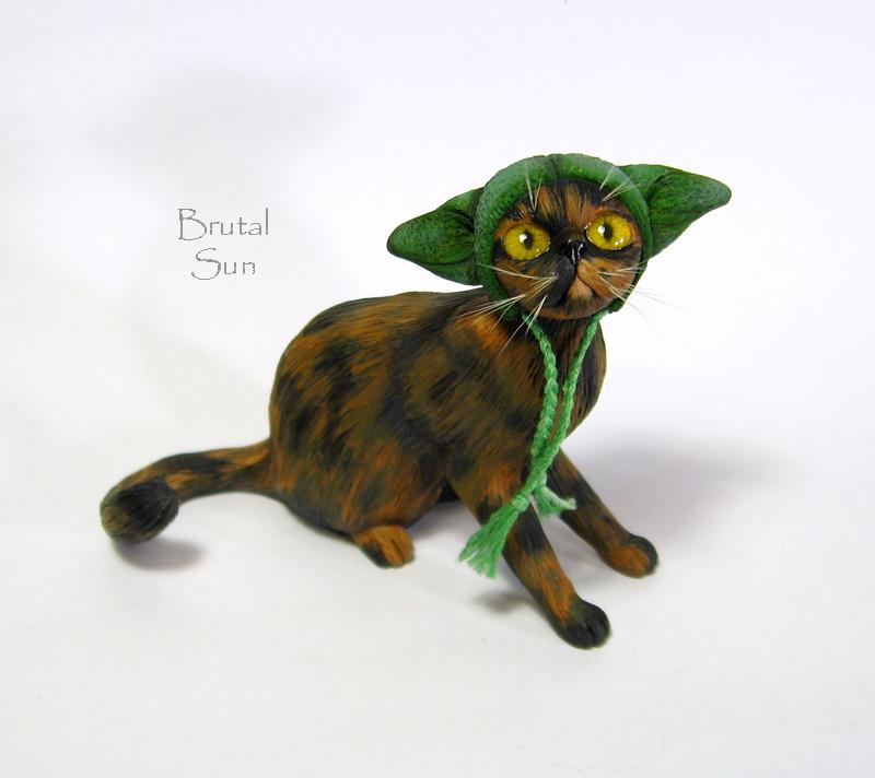 Yoda by brutalsunstudio