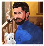 Captain Haddock-Les Aventures de Tintin