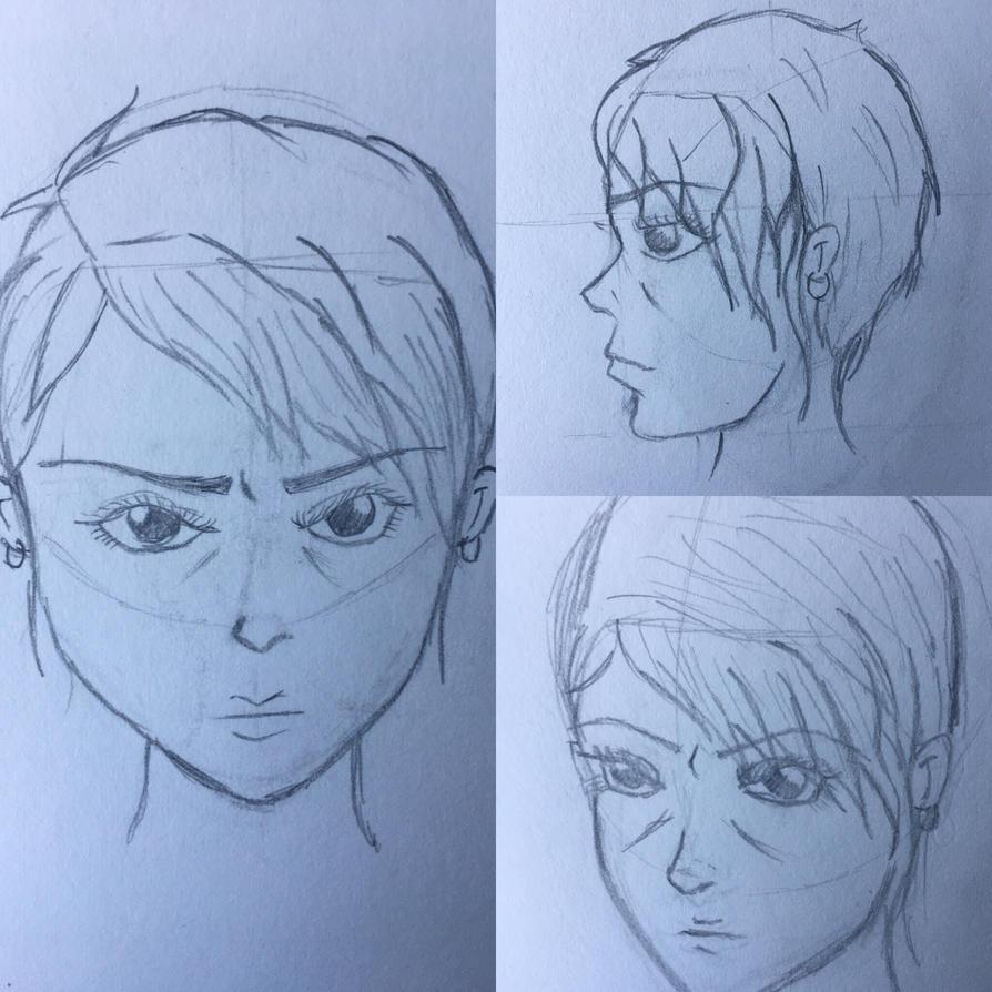 Detective Rosa Lemos Concept by samuraijat