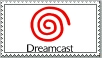 Sega Dreamcast Stamp by StormCat16