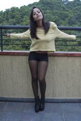 Pantyhose by ophmnr