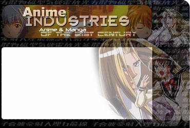 Anime Industries Design