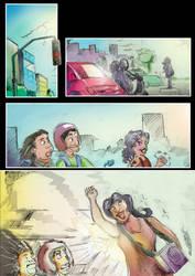 Page 3 Bunga Comic