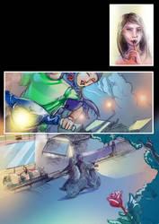 Page 4 Bunga comik