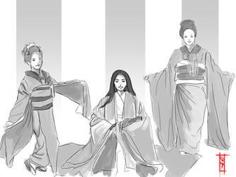 Japannese Ladies