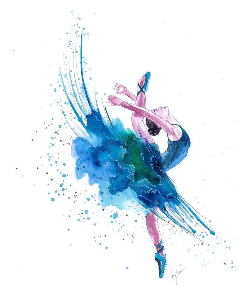 Ballet by Zdenucha