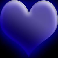 New heart bg by jkm199