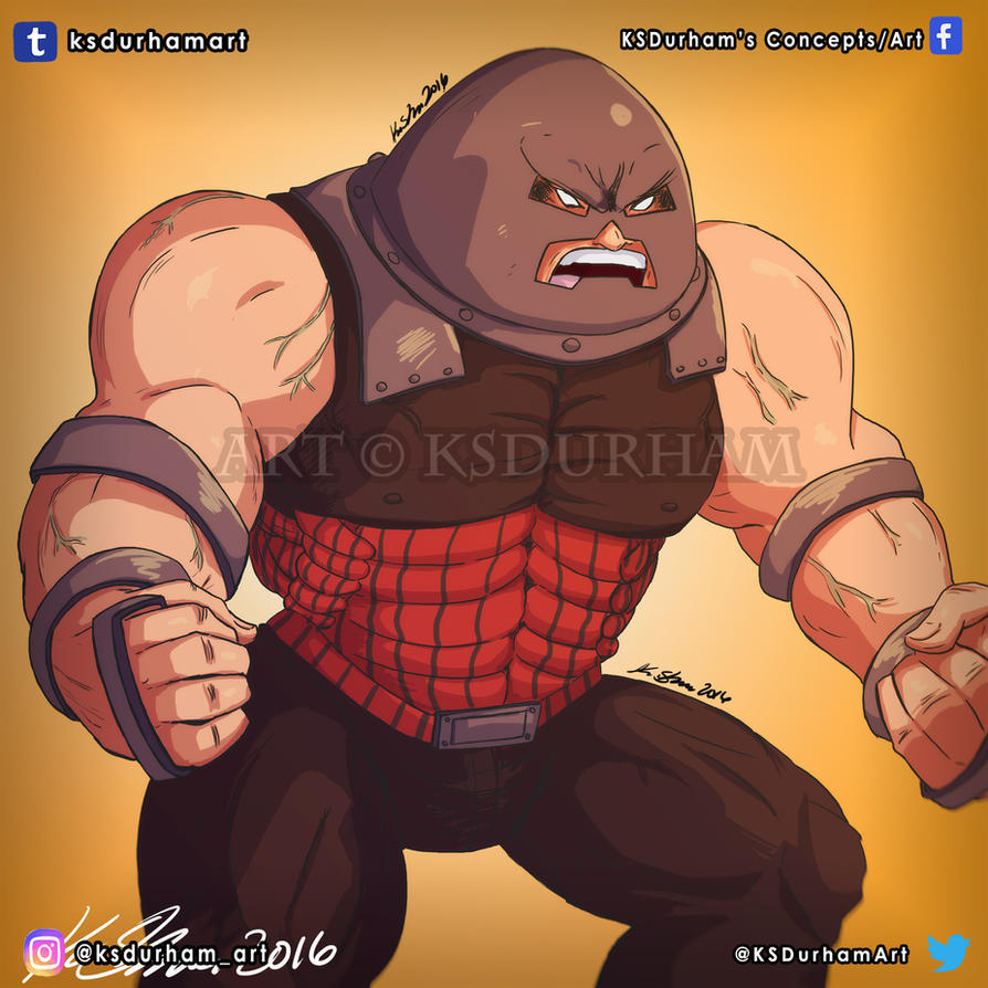 Juggernaut by GZ-Iconic-Ent