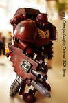 spacemarine with HB