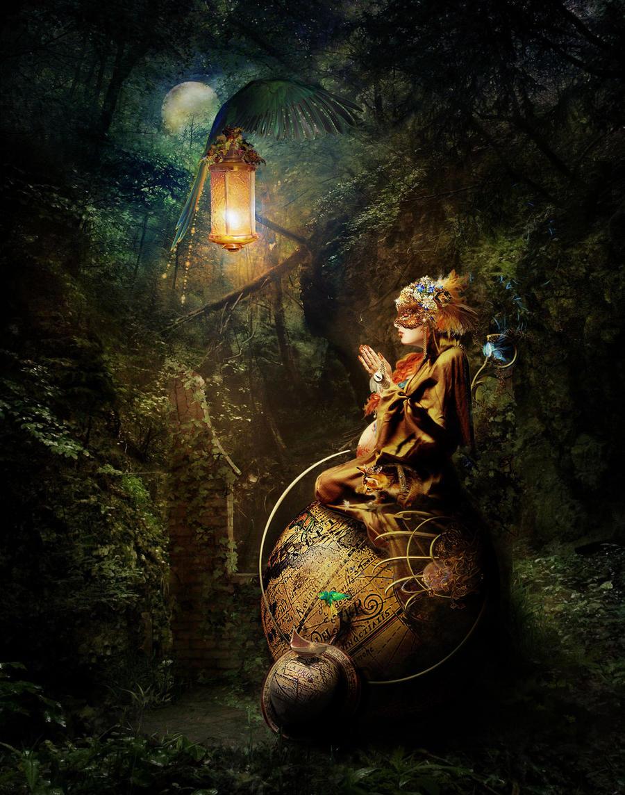 Terra Incognita by KirstenLane