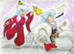 Happy Birthday Sesshomaru