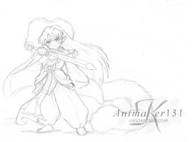 Chibi Sesshomaru by Animaker131