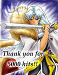 5000 hits