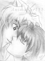 Kiss me by Animaker131
