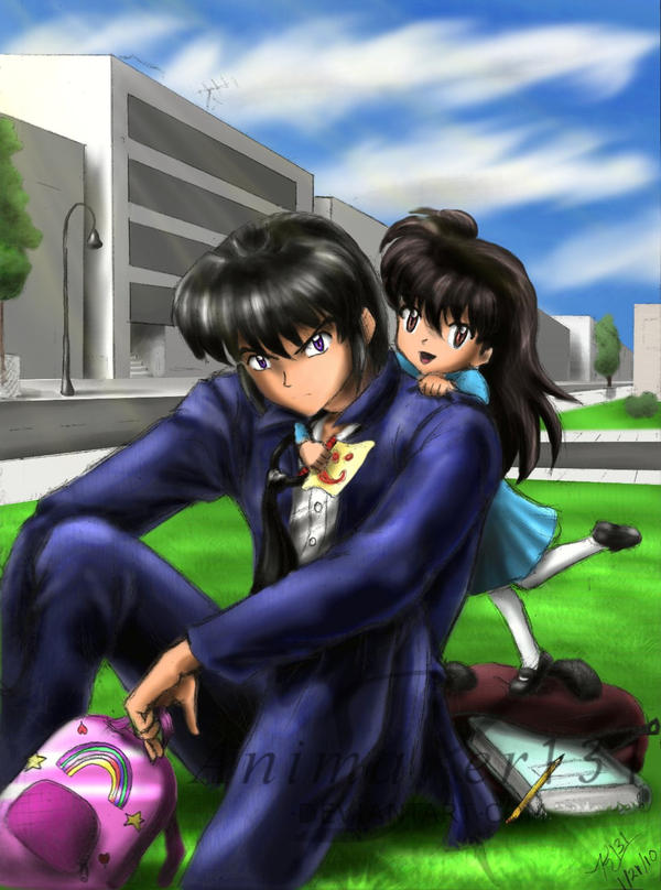 inuyasha and kagome dating fanfic Inuyasha/fanfic recs inuyasha edit classic editor the main pairing in her work is inuyasha/kagome, although miroku/sango pops up quite often.
