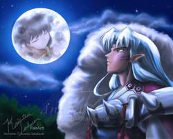 Moonlight in my World