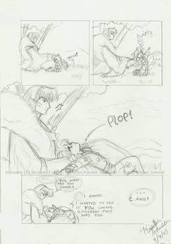 sesshomaru and rin stories by hollyhorse4me on DeviantArt
