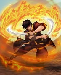 Firebender: Prince Zuko by Animaker131