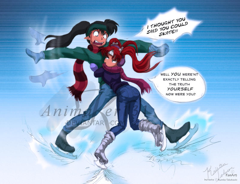 Ice skating date fail by animaker131 on deviantart ice skating date fail by animaker131 voltagebd Choice Image
