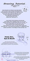 Anime Tutorial Part 1- The Face