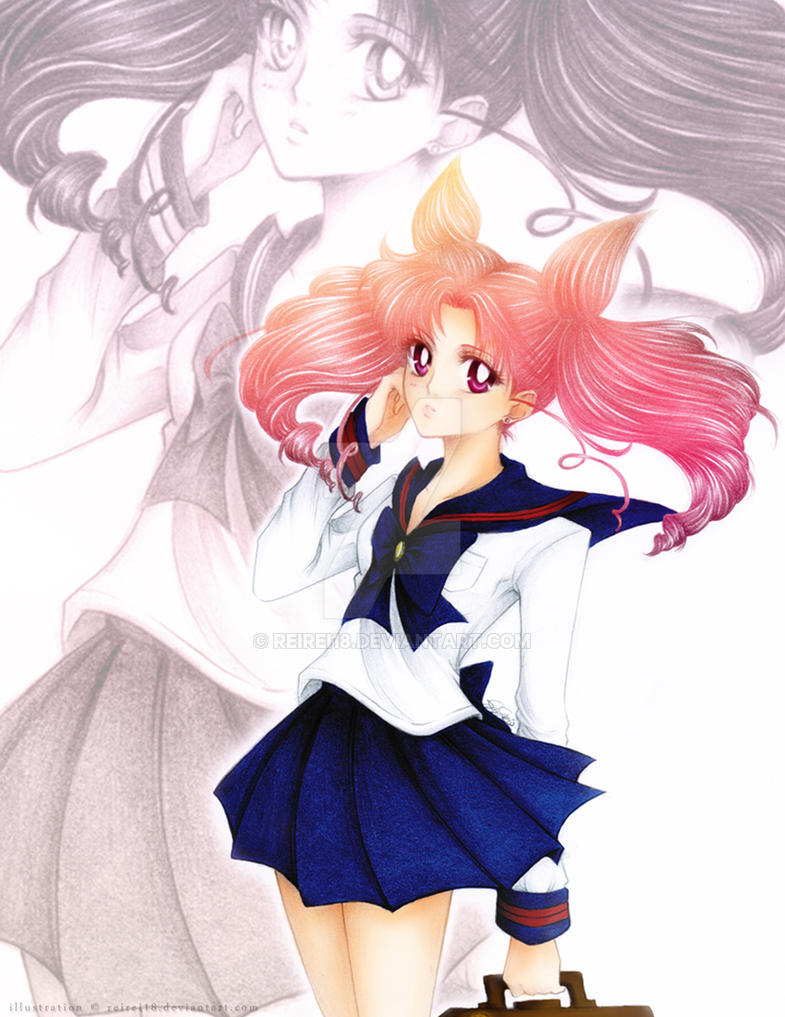 teen chibiusa by reirei18 on deviantart