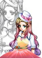AAH :: Meika by reirei18
