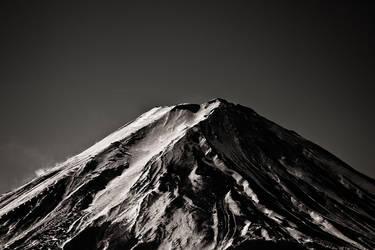 Black Fuji IV by MrTokyo