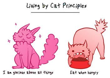 Cat Principles Page 1 by Allishinca
