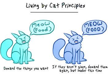 Cat Principles Page 4 by Allishinca