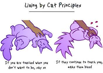 Cat Principles Page 5 by Allishinca
