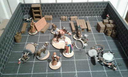 Dungeon Diorama #1