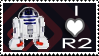 stamp: I heart R2 by MoNyOh