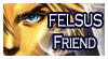 stamp: Felsus friend by MoNyOh