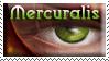 stamp: mercuralis by MoNyOh