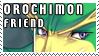 stamp: orochimon by MoNyOh