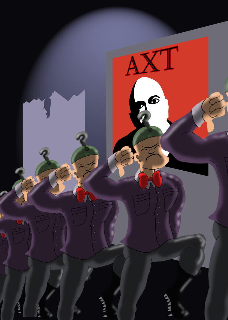 Humorists March by BillAxt