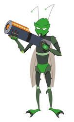 Bug Cyborg