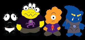 Alien Kids
