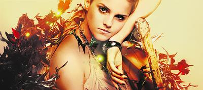 Emma Watson by Blanaid