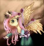 Fluttershy in the crown V2