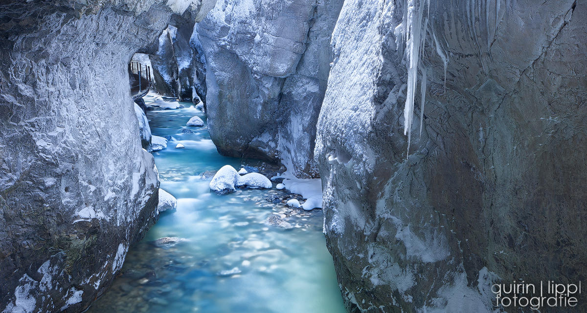 Icy Gorge by quintz