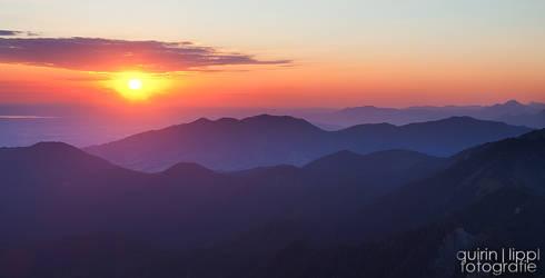 Morning Glow by quintz