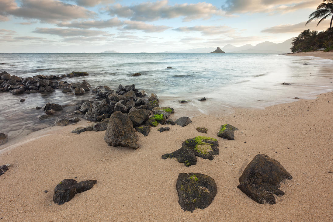 Chinaman's Hat by quintz