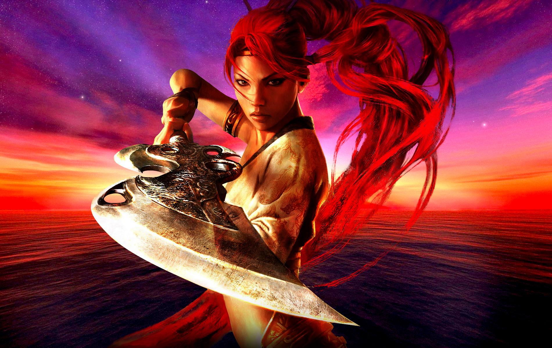 Nariko- Heavenly Sword by XylaTakura07 on DeviantArt