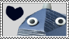 Rock Pikmin Stamp by Lady-Zephyrine