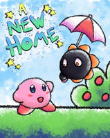 A New Home - Cover