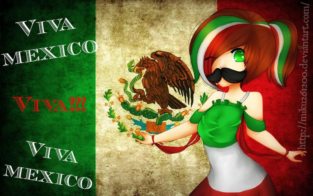 Viva Mexico  by KurumiInWonderland on DeviantArt