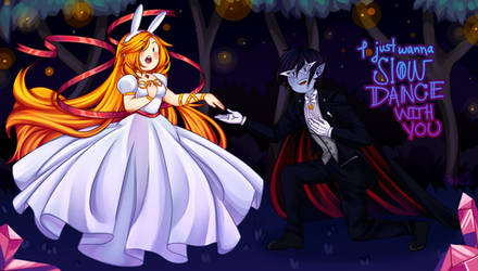 Sailor Fionna and Tuxedo Marshall by Kurumi-In-Wonderland